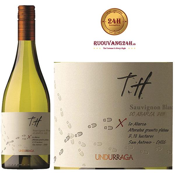 Rượu vang Chile TH Trắng