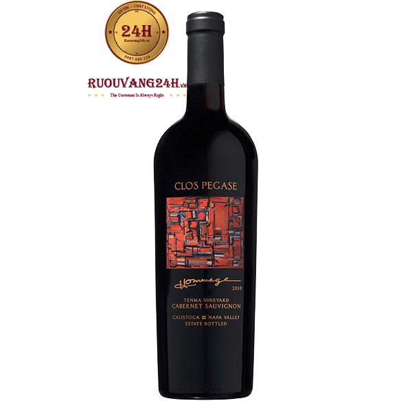 Rượu vang Clos PeGaSe