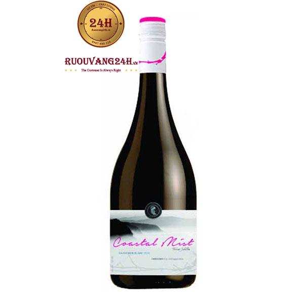 Rượu vang Costal mist Gran Reserva Sauvignon Blanc