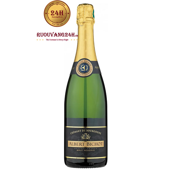 Rượu Vang Nổ Cremant de Bourgogne Albert Bichot