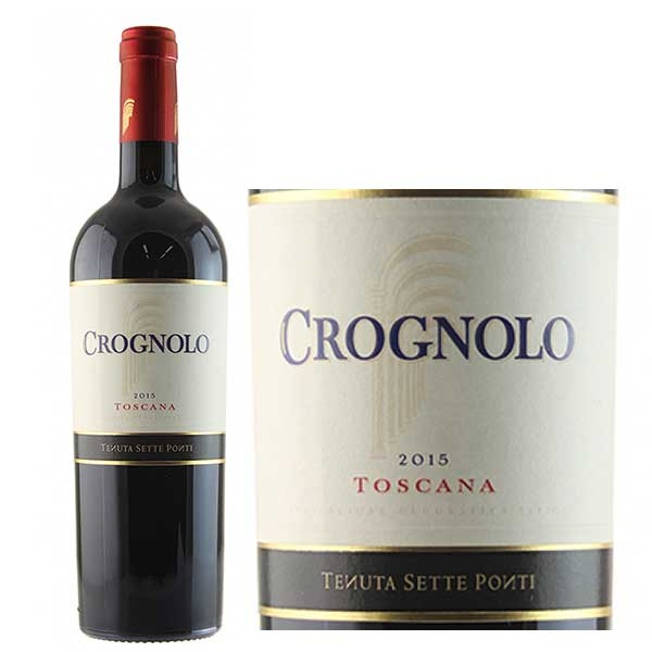 Rượu vang Crognolo