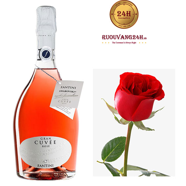 Rượu vang Fantini Gran Cuvée Rosé