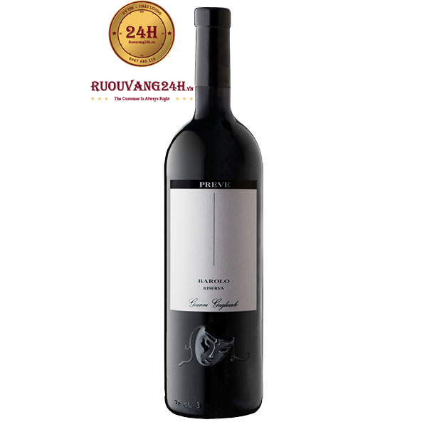 Rượu Vang Gianni Gagliardo Barolo Preve