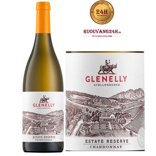 Rượu vang Glenelly Estate Reserve Chardonnay