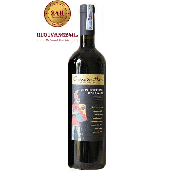 Rượu Vang Guardia Dei Mori Doc Montepulciano