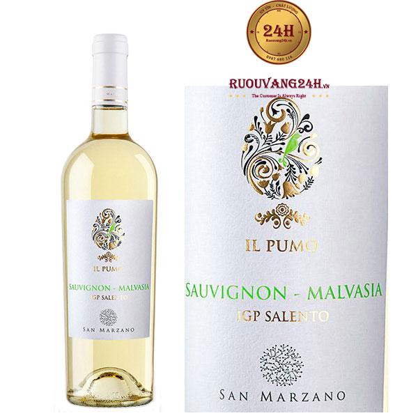 Rượu vang IL Pumo Sauvignon