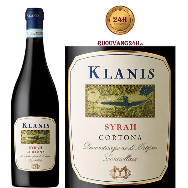 Rượu vang Klanis