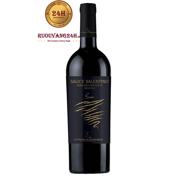 Rượu Vang Salice Salentino Le Vigne Di Sammarco