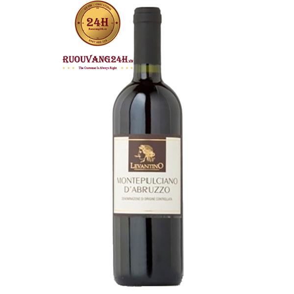 Rượu Vang Levatino Montepulciano D'Abruzzo