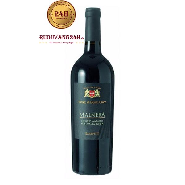 Rượu Vang Malnera Negroamaro Malvasia Nera