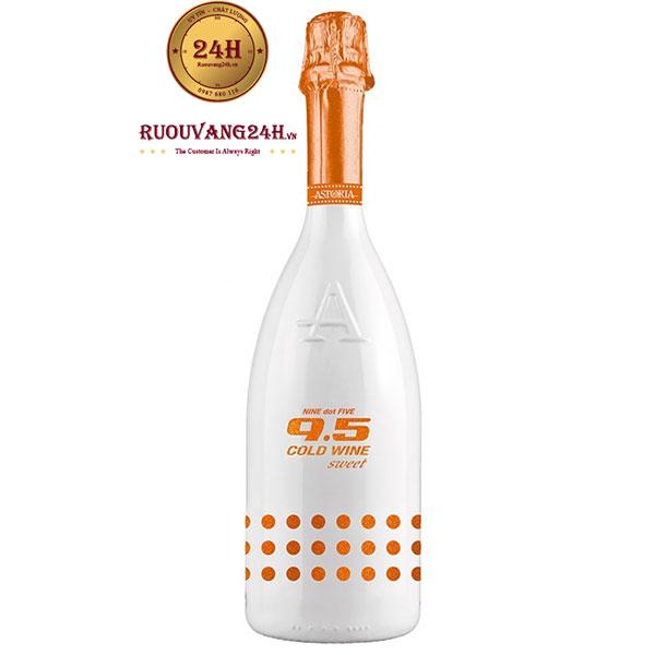Rượu Vang Nổ 9.5 Cold Wine Sweet White