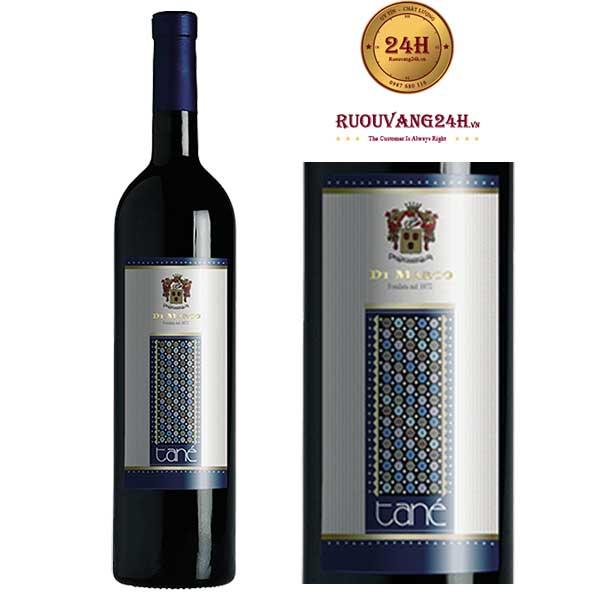 Rượu vang Nero Di Troia Tanè IGP