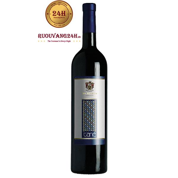 Rượu Vang Nero Di Troia Tane Cantine Di Marco