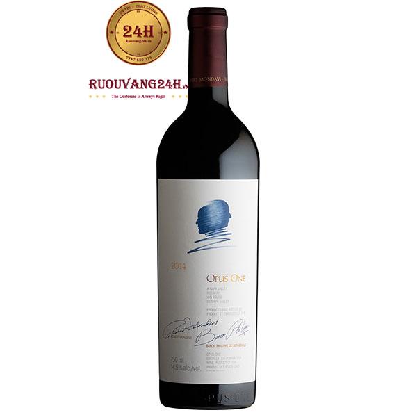 Rượu Vang Opus One – Đẳng Cấp Rượu Vang Mỹ