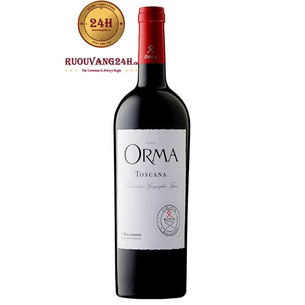 Rượu Vang ORMA Toscana