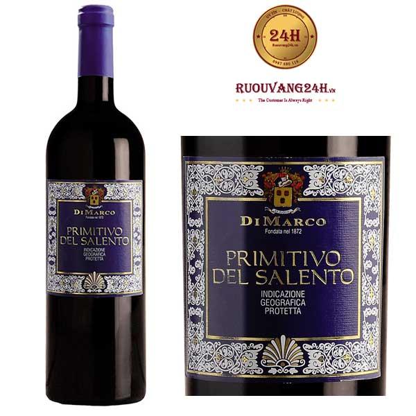 Rượu vang Primitivo del Salento Cantine di Marco