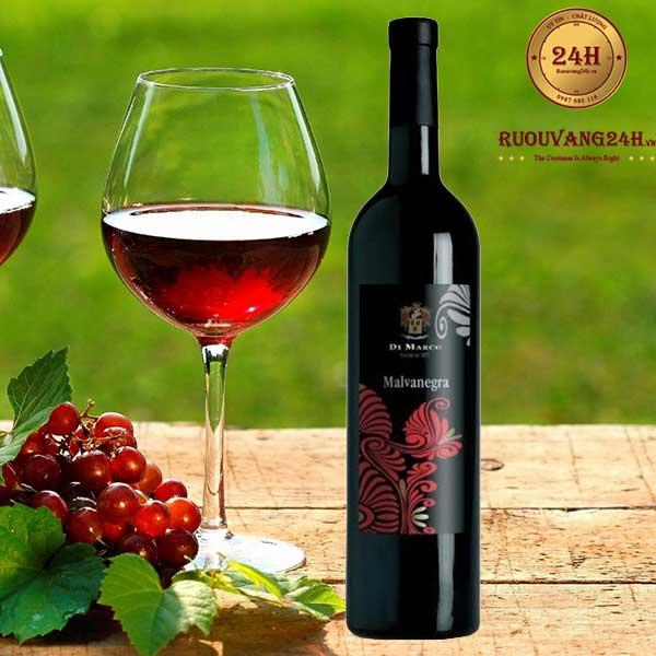 Rượu vang Rosso Malvanegra Del Salento