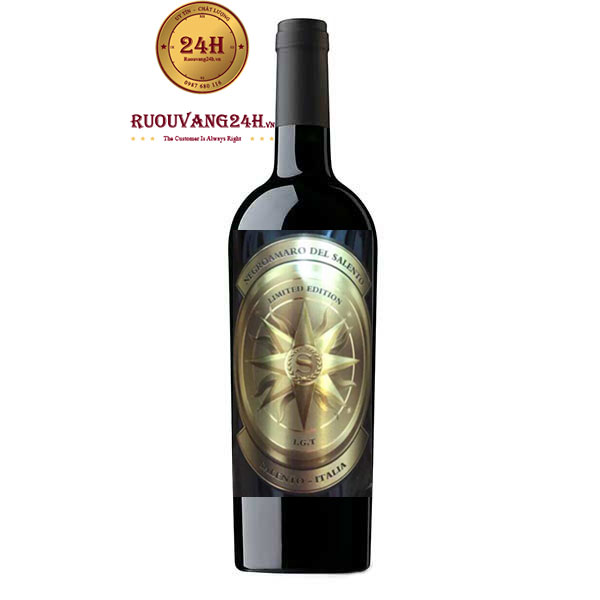 Rượu Vang S NegroAmaro Del Salento