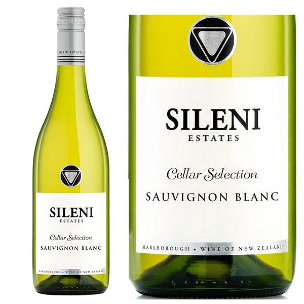 Rượu vangSILENI Sauvignon Blanc Cellar Selection-Marlborough