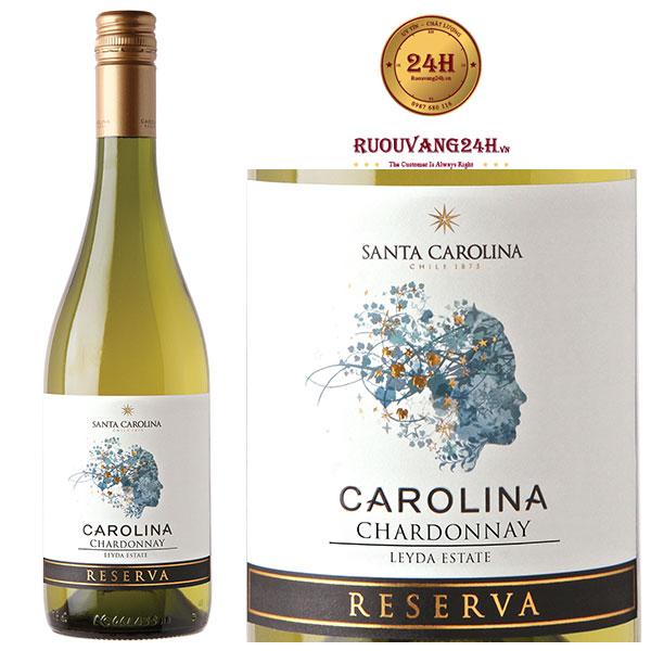 Rượu vang Carolina Reserva Chardonnay