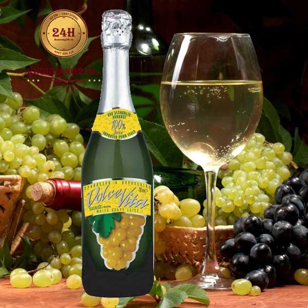 Rượu Vang Dolce Vita White