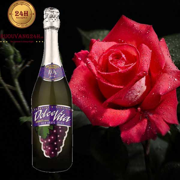 Rượu vang Dolce Vita Red Grape Juice