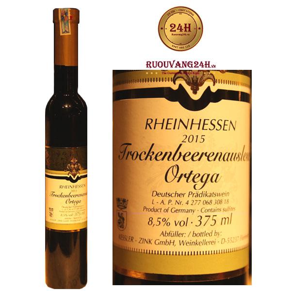 Rượu Vang Đức Trockenbeerenauslese Dessert Wine