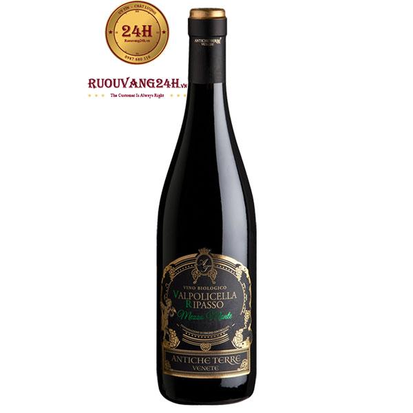 Rượu vang Valpolicella Ripasso Biologico DOC