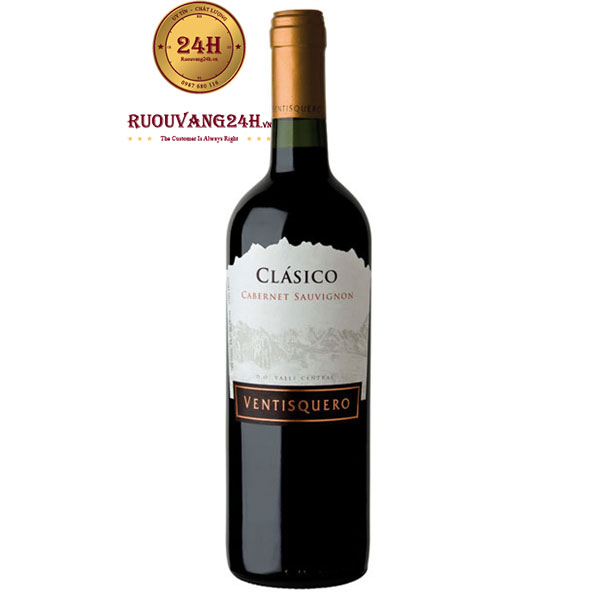 Rượu Vang Ventisquero Clasico Cabernet Sauvignon