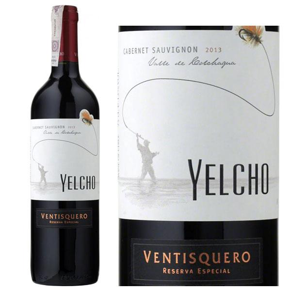 Rượu vang Ventisquero Yelcho Reserva