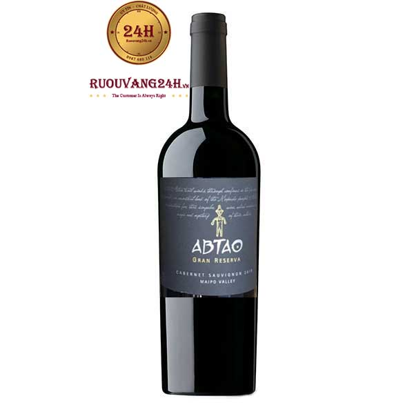 Rượu Vang Abtao Gran Reserva Cabernet Sauvignon
