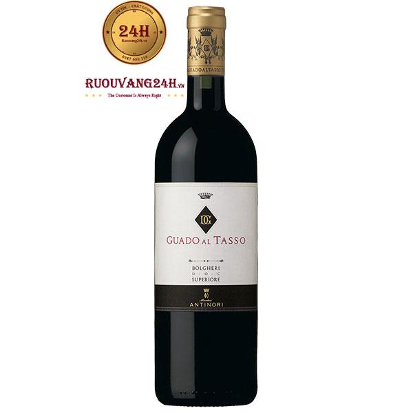 Rượu Vang Antinori Guado Al Tasso Bolgheri DOC Superiore