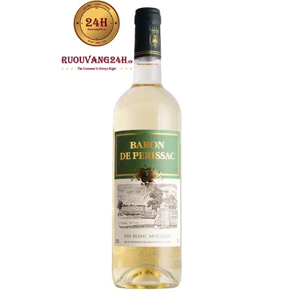 Rượu Vang Baron De Perissac Blanc