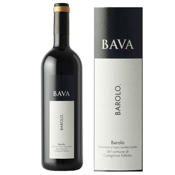 Rượu Vang Bava Barolo