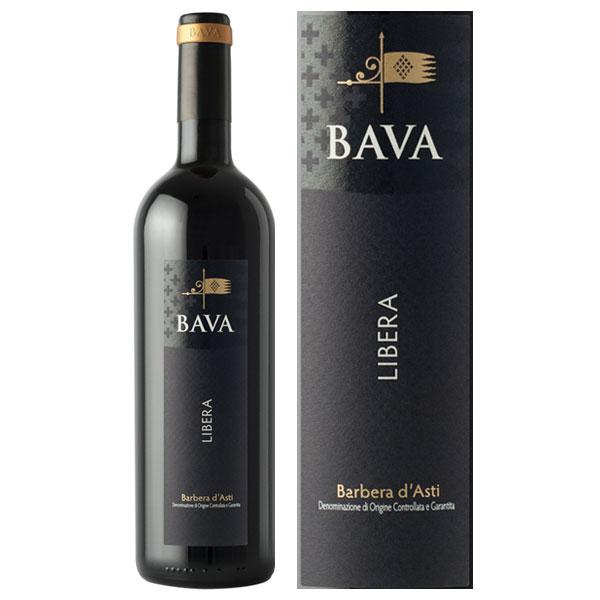 Rượu Vang Bava Libera Barbera d'Asti DOCG
