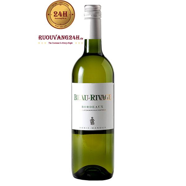 Rượu Vang Beau Rivage Bordeaux White