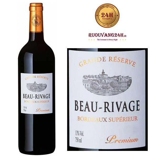 Rượu Vang Beau Rivage Premium Grand Reserve