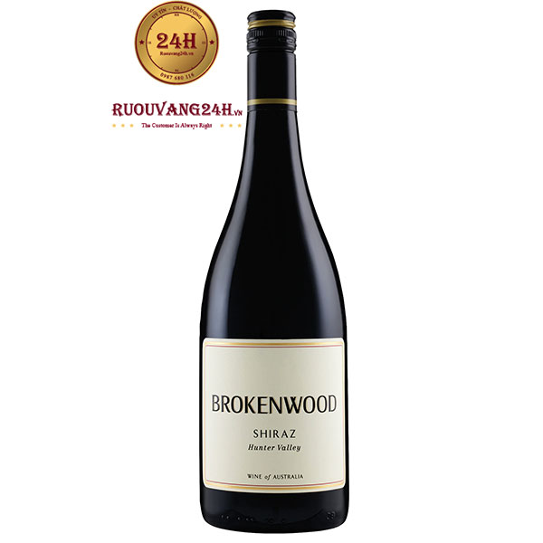 Rượu Vang Brokenwood Hunter Valley Syrah