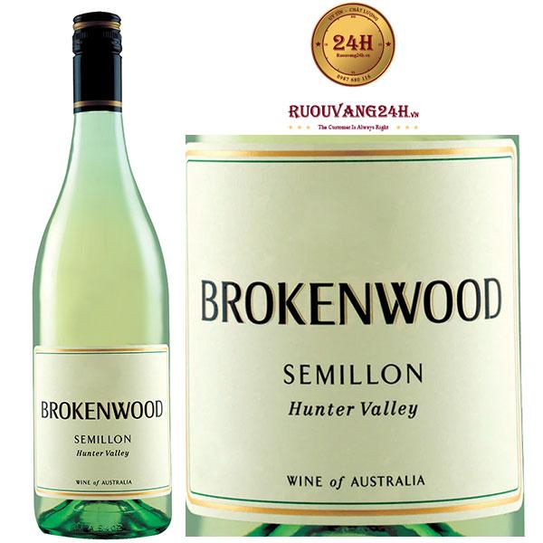Rượu Vang Brokenwood Semillon Hunter Valley