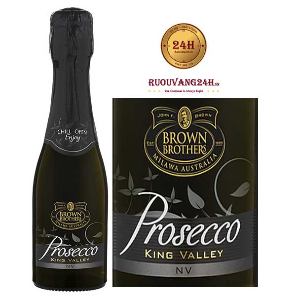 Rượu Vang Brown Brothers Prosecco White