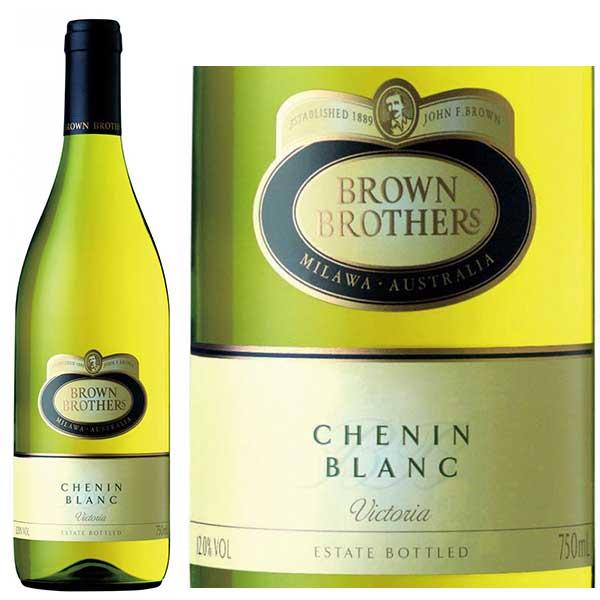Rượu Vang Brown Brothers Victorian Chenin Blanc