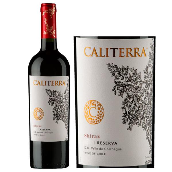 Rượu Vang Caliterra Reserva Syrah