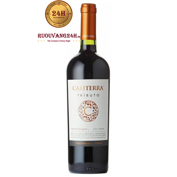 Rượu Vang Caliterra Tributo Cabernet Sauvignon