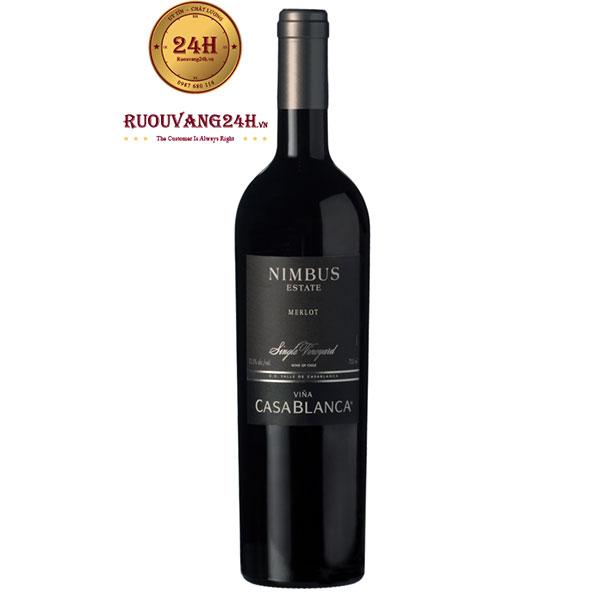 Rượu Vang Nimbus Estate Merlot