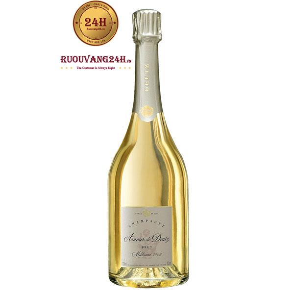 Rượu Champagne Amour De Deutz Chardonnay