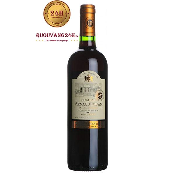 Rượu Vang Chateau Arnaud Jouan