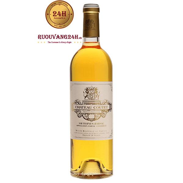 Rượu Vang Chateau Coutet Barsac