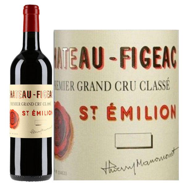Rượu Vang Chateau Figeac Grand Cru Classe