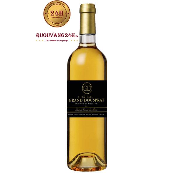 Rượu Vang Chateau Grand Dousprat