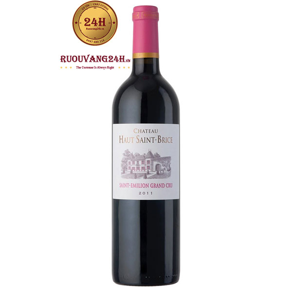 Rượu Vang Chateau Haut Saint Brice Grand Cru